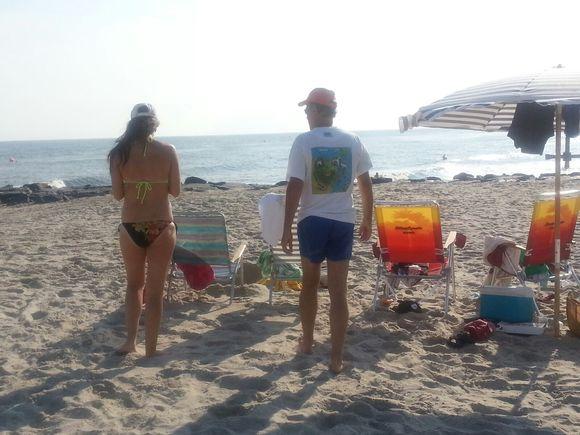 Virtual Beach Chair